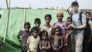 Ditolak Oleh Saudara Sendiri, Orang-orang Rohingya yang Percaya Yesus Ini Lari ke India