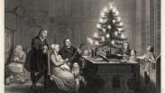Darimana Asal Tradisi Pohon Natal?