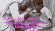 Apa yang Ibu Teresa Ajarkan Padaku Tentang Kasih