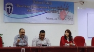 GMKI dan KPK Gelar Forum Diskusi Untuk Berantas Korupsi. Gereja-Gereja Harus Lebih Serius!
