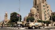 Nggak Hanya Indonesia, Natal Kali Ini Mesir Pun Meningkatkan Keamanan Gereja