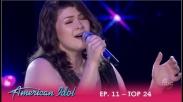 Keren, Nggak Cuma Bikin Katy Perry Nangis, Kontestan American Idol Ini Menunjukkan Imannya