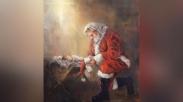 Sempat Disensor, Facebook Akhirnya Membuka Foto Bayi Yesus Dan Santa Claus  Ini!