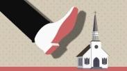 Selama 5 Tahun, Ada 32 Gereja Telah Ditutup. Lantas,  Dimana Kesetaraan Rumah Ibadat ?