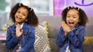 Viral Memberitakan Yesus Di YouTube dan Instagram, 2 Gadis Cilik Akan Membintangi Acara TV