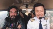 Lisensi Pilot Dicabut,Vincent Raditya:Silahkan Ambil Apapun Milikku, Semua Titipan Tuhan!