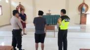 Bukannya di Hukum, Pelaku Penganiayaan di Manado Ini, Malah Dianterin Polisi Ke Gereja Loh