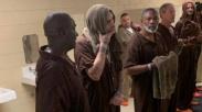 Memutuskan Percaya Yesus, 18 Narapidana Beroleh Harapan dan Dibaptis di Penjara Carolina!