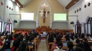 Hadir 400 Peserta, PPGT Moria Tondon Angkat Tema Tentang Integritas di Hari Sumpah Pemuda