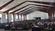 Bikin KKR di KODAM Kasuari, Ribuan Jemaat dan TNI AD Hadir Dengan Penuh Antusias!