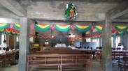 Nyaris Tertimpa Longsor, Siswa SMP Terpaksa Belajar di Gereja. Kasihan!