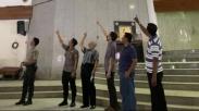 Dihantam Plafon Ketika Beribadah, Kepala 2 Jemaat Ini Harus Mengalami Jahitan!