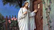 Apakah Yesus Mengetuk Pintu Hati Anda?