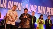 Walikota Makassar didoakan Pada KKR Natal GBI