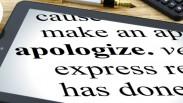 Kamu Tulus Mau Minta Maaf ? Pastikan Dirimu Tidak Lakukan 3 Hal Ini Ya