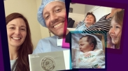 Suami Meninggal Akibat Kanker, Sang Istri Kukuh Mengandung Bayinya