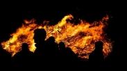 Wanita Ini Dibakar Karena Disangka Kerasukan Setan