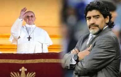 Maradona: Francis Kecil, Saya Ingin Bertemu