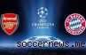 Liga Champions : Prediksi Pertandingan Arsenal vs Bayern Munchen