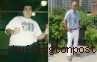 Pria Obesitas Berhasil Kurus Karena Rajin Berjalan Kaki