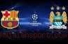 Liga Champions 2014: Prediksi Pertandingan Barcelona vs Manchester City
