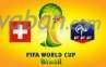 Piala Dunia 2014: Swiss vs Prancis 2-5