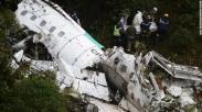 8 Jemaat Gereja Turut Jadi Korban Kecelakaan Pesawat di Kolombia
