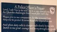 Kelompok Ateis Bergirang, Plakat Doa di Kantor Kepolisian Akhirnya Diturunkan