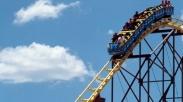 Tuhan Selalu Besertamu, Meski Tampaknya Roller Coaster Kehidupan Begitu Menakutkanmu!