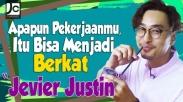 Jevier Justin, Presenter Infotainmen yang Tidak Mau Bergosip