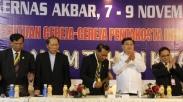 Pdt. Jacob Nahuway Ketuk Palu 3 Kali, Rakernas Akbar PGPI 2017 Resmi Ditutup