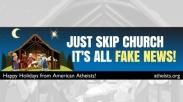 Menurut Kelompok Ini, Semua yang Disampaikan di Gereja adalah Palsu