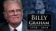 Sebelum Dikubur, Presiden Donald Trump Kasih Sebutan Terhormat Ini Kepada Billy Graham!