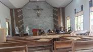 Gereja di Sumsel Dirusak OTK, Kata Warga Sekitar Pelakunya Lebih dari Satu
