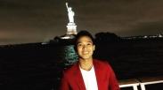 Setia Perkara Kecil, Anak Kepala Sekolah Ini Dikuliahkan Gubernur Sulut Ke Amerika Serikat