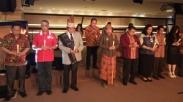 Berbalut Baju Daerah, Natal PEWARNA dan Ormas Kristen Hadirkan Suasana Nusantara
