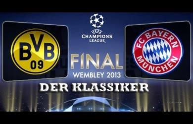 Final Liga Champions 2013 : Prediksi Borussia Dortmund vs Bayern Munchen