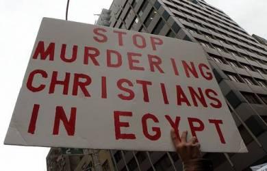 Gereja Kristen Koptik Mesir Dukung Pasukan Keamanan