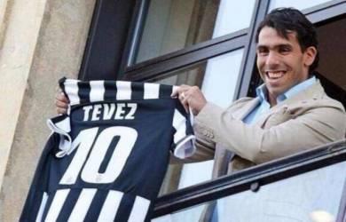 Carlos Tevez Nilai Ketenangan Adalah Kunci Juara