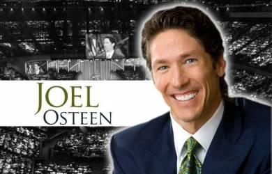 Joel Osteen : Pernikahan Gay Harus Dinyatakan Ilegal