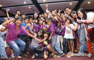 Berita Foto : Kemeriahan Launching Superbook di MOI Kelapa Gading