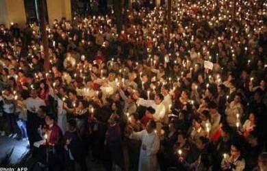 Pemerintah Vietnam Siaga Hadapi Demo Umat Katolik