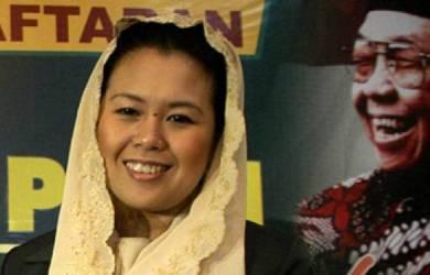 Gerindra: Yenny Dapat Memperkokoh Dukungan