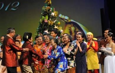 Panitia Natal Nasional Tak Terganggu Potensi Teror