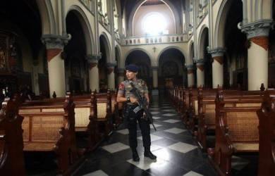 Nathan Setiabudi: Natal Mendatangkan Damai, BukanTakut