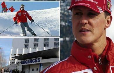 Kondisi Michael Schumacher Masih Kritis