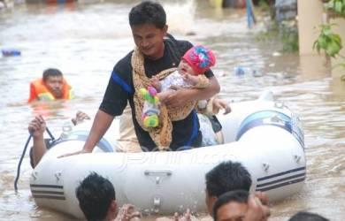 Siap-Siap, Jakarta Bakal Kembali Dilanda Banjir Rob