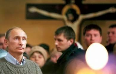 Putin: Amerika Serikat Lebih Atheis Dari Rusia!