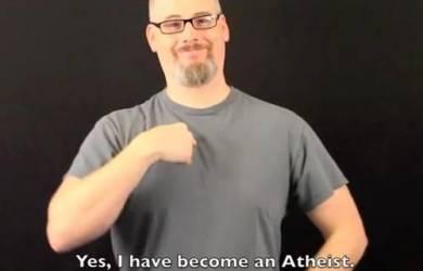 Kecewa Dengan Kekristenan, Seorang Pendeta Menjadi Atheis