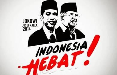 Visi Misi Jokowi - JK Jika Jadi RI 1 dan RI 2